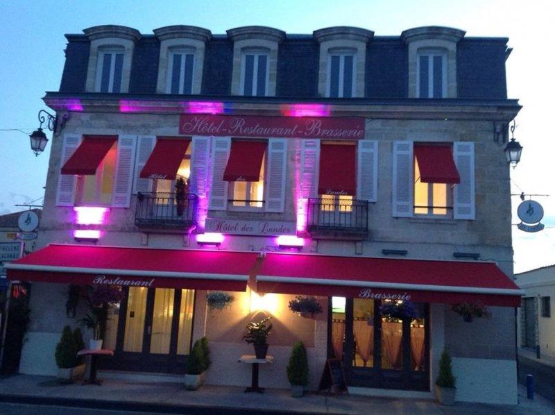 Hôtel-Restaurant Des Landes