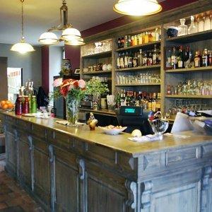Le bar - Hôtel-Restaurant Des Landes