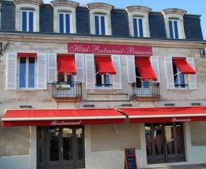 L'hôtel des Landes, rénové