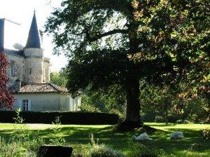 Le parc du Château du Foulon