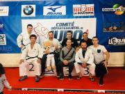 2018-12-01-Les-veterans-du-Dojo-Castelnaudais-et-leurs-supporters-au-Master-Mizuno-Angers