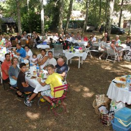 Repas Amicale du Parc du Déhès