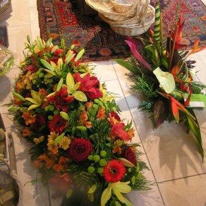 Composition Alliance Fleurs