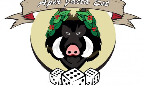 Aper Jacta Est