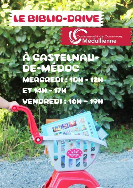 Biblio-drive-Castelnau